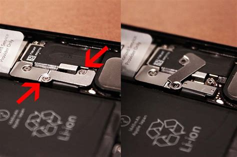 change iphone 5 battery iphone 5 battery replacement diy picture guide p t