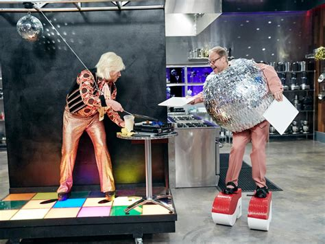 Wherein Alton Dons A Disco Ball And Richard Wears Eyeliner