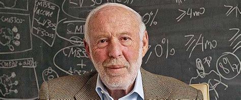 worlds smartest billionaire james simons cal alumnus year