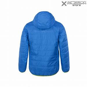 Montura Start Hoody Jacket Kids - light blue Montura ...