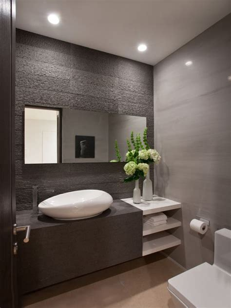 design powder room best contemporary powder room design ideas remodel pictures houzz