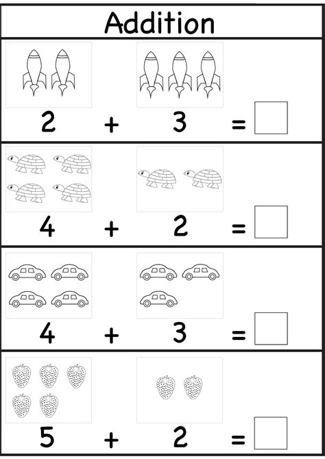 Math Is Fun Worksheets 2016  Kiddo Shelter