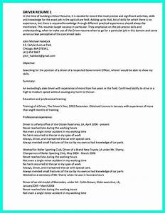 Resume Template For Retail Job Simple But Serious Mistake In Making Cdl Driver Resume