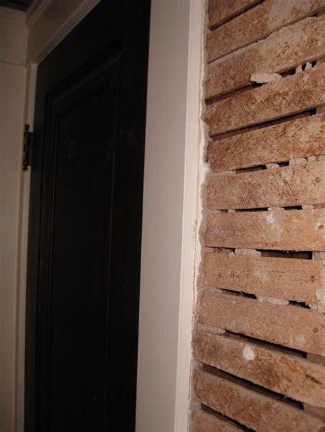 tearing   plaster walls insulating  putting