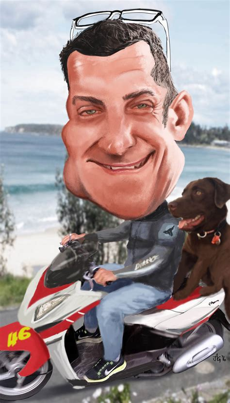 caricature gallery featuring caricatures  famous