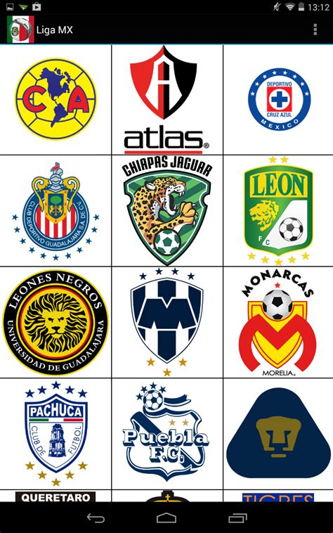 Amazon.com: Futbol Mexicano Liga MX: Appstore for Android