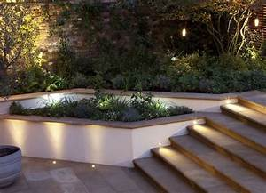 12 Outdoor Romantic Step Lighting Ideas For Bringing Light