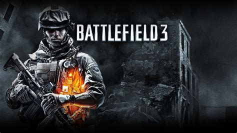 Battlefield 3 Xbox 360 Hd Wallpaper, Background Images