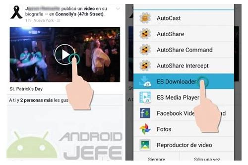 descargar video download for facebook