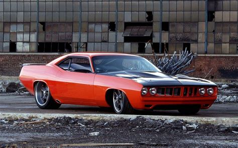 Muscle Cars Pictures Wallpapers