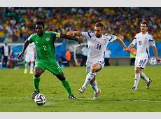 Odemwingie's goal holds up as Nigeria eliminates Bosnia