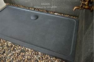 Receveur A Carreler 180x90 : receveur de douche en pierre dalaos l 39 italienne granit ~ Dailycaller-alerts.com Idées de Décoration