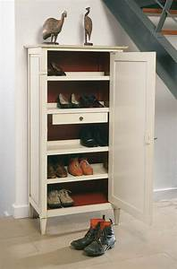 Porte Manteau Chaussure : meuble chaussures porte ~ Preciouscoupons.com Idées de Décoration