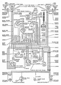 136  Wiring Diagram 100e Prefect Prior Febuary 1955