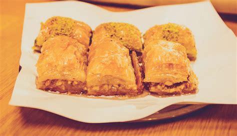recette cuisine turc les desserts turcs tooistanbul visiter istanbul