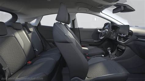 ford puma dimensions  boot space   model