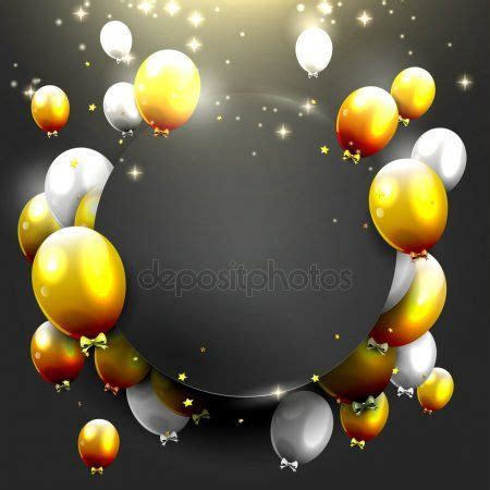 luxury birthday background stock vector ad birthday