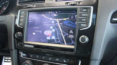 golf 7 discover pro golf 7 discover pro navigasyon sistemi