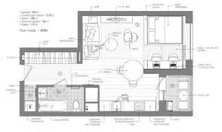 Floor Plans Apartments by Studio Apartment Floor Plan Interior Design Ideas