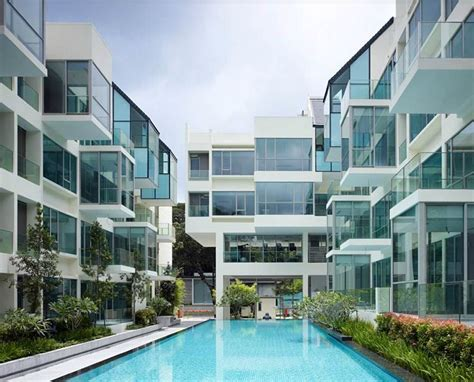 Beaufort On Nassim,singapore. Luxury Condominiums By Hkr