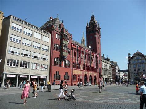 Tiefbauamt Baselstadt Marktplatz