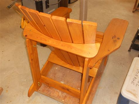 Woodworkers Journal Adirondack Chair Plans by Adirondack Chair Project By Sawdust Lumberjocks