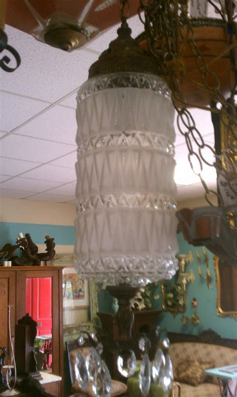 vintage antique light