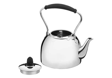 cuisinart stainless steel classic whistling tea kettle  quart cutlery