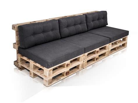 Paletti 3sitzer Sofa Aus Paletten Fichte Natur