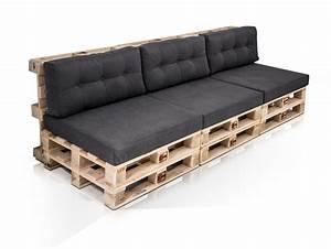 Weko Möbel Sofas : paletti 3 sitzer sofa aus paletten fichte natur ~ Michelbontemps.com Haus und Dekorationen