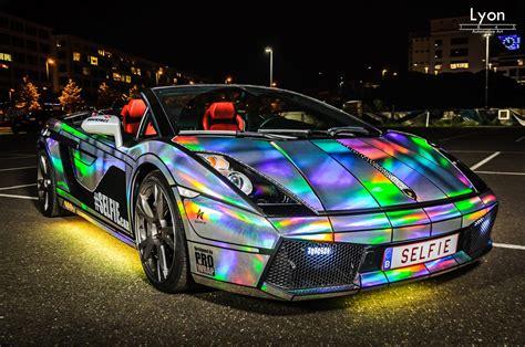 rainbow chrome ferrari 100 rainbow chrome lamborghini top 15 hottest cars