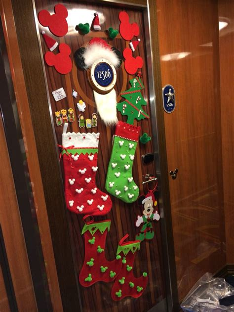 Cruise Door Decoration Ideas by My Disney Cruise Door Decorations Fish