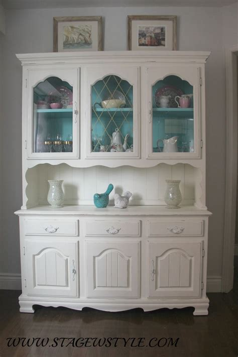Painted Hutch Ideas - 25 best ideas about china cabinet makeovers on