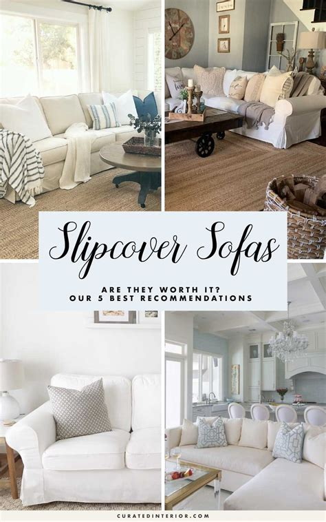 Best Slipcovered Sofa by Slipcovered Sofas Are They Worth It Our 5 Best