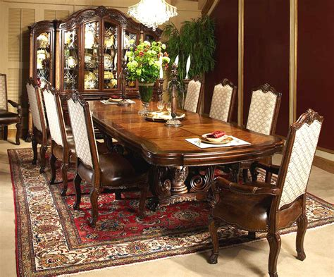 palace dining room set by aico aico dining room