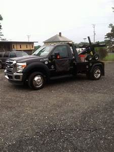 Buy used 2011 Ford F450 4x4 Tow Truck For Sale in Fallston, Maryland, United States