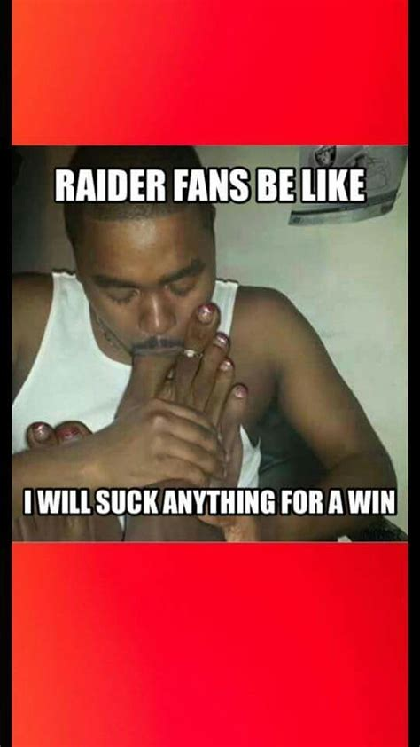 Raiders Suck Meme - 1000 images about raider hater on pinterest football memes oakland raiders and funny funny funny