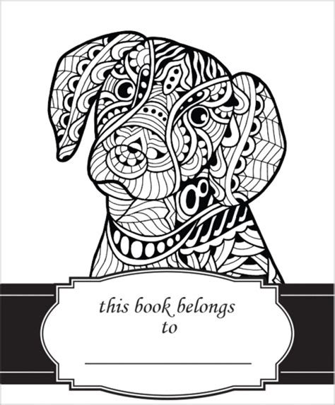 wild animals coloring book  adults  colorit