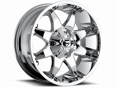 Fuel Chrome Octane 20x12 F150 1999 22x14