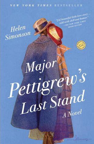 major pettigrew's last stand quotes