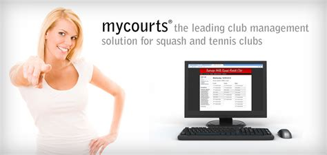 mycourts court booking system  club management solution