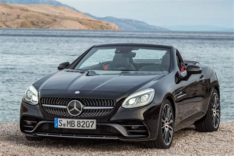 Mercedes Slc Class Photo by Mercedes Slc Class 2016 Pictures 26 Of 58 Cars