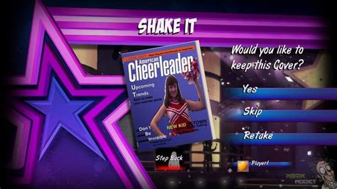 Lets Cheer Xbox 360 Game Profile