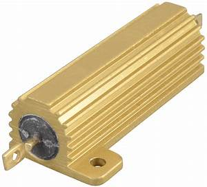 Drahtwiderstand Berechnen : 50w metall 1 0 drahtwiderstand axial 50 w 1 0 ohm 1 ~ Themetempest.com Abrechnung