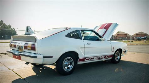 Mustang 11 For Sale by 1977 Ford Mustang Cobra Ii Photo Gallery