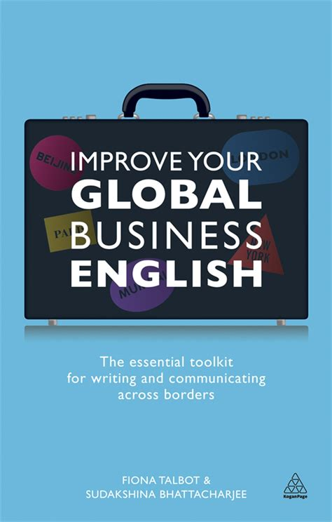 improve  global business english