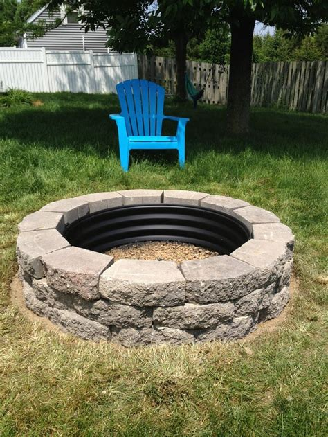 diy outdoor pit 228 best backyard water features waterfalls images on