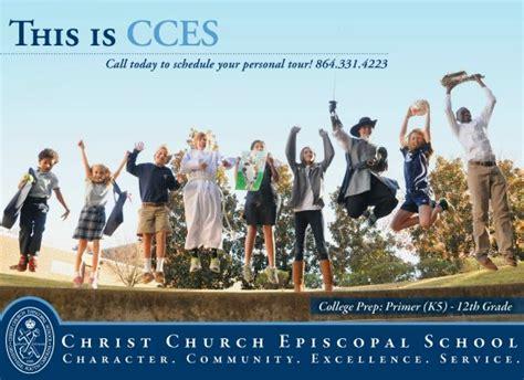 church episcopal school kidding around greenville 793 | Preschool Guide General Ad for Christ Church Episcopal