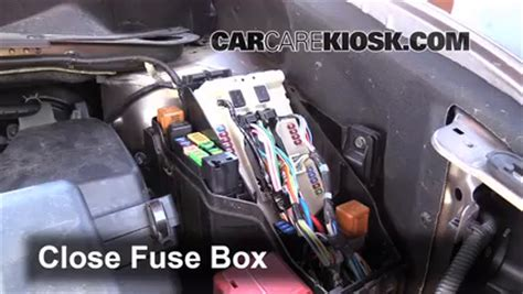 Fuse Box For 2009 Nissan Murano by Blown Fuse Check 2009 2014 Nissan Murano 2009 Nissan