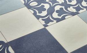Vinyl Carreau Ciment : sol vinyle carreau de ciment stunning carreaux with sol vinyle carreau de ciment perfect tapis ~ Preciouscoupons.com Idées de Décoration